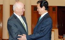 TNS Mỹ bất bình trước hành động khiêu khích của Trung Quốc