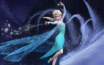 Frozen vào top 5 phim ăn khách nhất