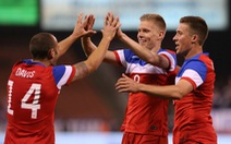 Không Donovan, Mỹ vẫn đá bại Azerbaijan 2-0