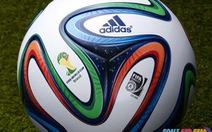 Brazuca: Siêu phẩm công nghệ của bóng đá