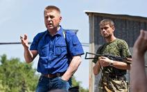 4 quan sát viên OSCE bị phiến quân bắt giữ ở đông Ukraine
