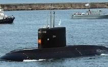 Nga khởi công tàu ngầm thứ sáu cho Việt Nam