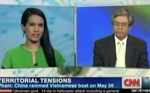Thứ trưởng Ngoại giao Việt Nam lên án Trung Quốc trên CNN