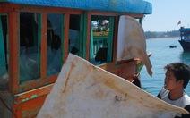 Tàu Trung Quốc rượt đuổi, ném đá tàu Việt Nam suốt đêm