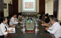 Đoàn TNCS Cuba thăm và làm việc với Thành đoàn TP.HCM