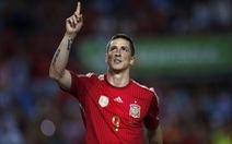 Torres và Villa có tên trong đội hình Tây Ban Nha đến Brazil