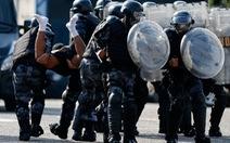 Brazil cảnh giác với hooligan