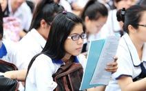 Hơn 900.000 thí sinh cả nước vào phòng thi tốt nghiệp THPT