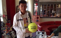 Hoàng Nam kể chuyện tìm vé xem Roland Garros