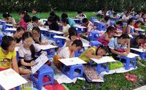 Quỹ châu Á khuyến khích đọc sách tiếng Anh