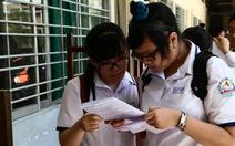Ngày 5-6, công bố đáp án các môn thi tốt nghiệp THPT