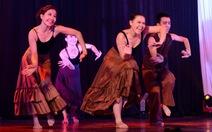 """5, 6, 7, 8!: hội ngộ vũ công """"Thử thách cùng bước nhảy"""""""
