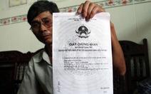 Đề xuất cấp giấy chủ quyền cho người mua suất tái định cư