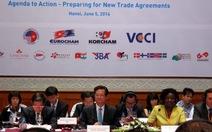 Tranh thủ FTA thế hệ mới để giảm lệ thuộc kinh tế Trung Quốc