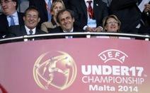 Ông Platini đề nghị bầu chọn lại chủ nhà World Cup 2022