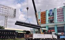 Cưỡng chế thu hồi đất dự án xa lộ Hà Nội