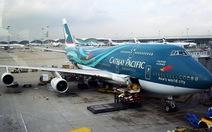 Hong Kong nhận cảnh báo bom trên máy bay từ Trung Quốc