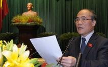 Chủ tịch Quốc hội muốn mở rộng việc giữ quốc tịch
