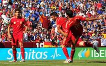David Villa lập cú đúp, Tây Ban Nha thắng El Salvador