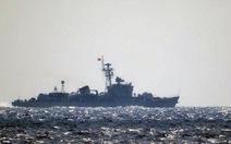Kiểm ngư Việt Nam đấu tranh cường độ cao