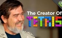 Game xếp gạch Tetris tròn 30 tuổi