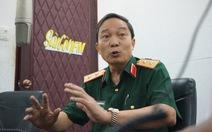 Tướng Phạm Văn Dỹ: 6 lần Trung Quốc ra đòn với Việt Nam