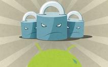 Cảnh giác điện thoại Android bị khóa đòi tiền chuộc