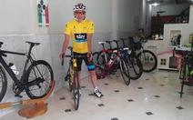 """Sài Gòn... """"siêu xe đạp"""""""
