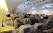 Xem truyền hình trực tiếp World Cup 2014 trên máy bay