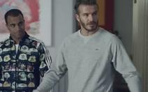 Zidane và Beckham quảng bá cho World Cup 2014