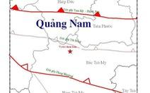 Liên tiếp hai trận động đất tại Khu Thủy điện Sông Tranh 2
