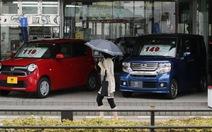 Nhật Bản hạn chế xe hơi mini