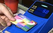 Thẻ thông minh thay tiền mặt tại Hong Kong