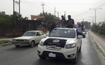 Lực lượng phiến quân ồ ạt tiến về Baghdad