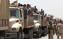 Quân Chính phủ Iraq chuẩn bị phản công