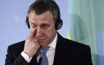 """Ngoại trưởng Ukraine xúc phạm """"thô tục"""" Tổng thống Nga Putin"""