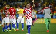 """Bị tung ảnh nude, tuyển Croatia """"tẩy chay"""" báo chí"""