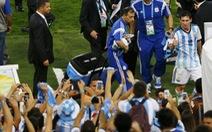 Messi trải lòng sau bàn thắng nhiều ý nghĩa