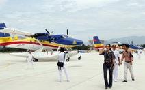 Bàn giao và ra mắt Phi đội DHC-6 không quân hải quân