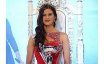 Sinh viên y khoa trường Cambridge giành vương miện Hoa hậu Anh