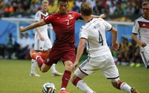 """Tuyển Đức dùng kế hoạch """"đơn giản"""": bắt chết Ronaldo"""