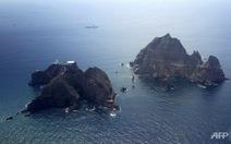 Hàn Quốc tập trận gần quần đảo tranh chấp với Nhật Bản