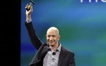 Amazon Fire Phone đốt nóng thị trường smartphone
