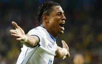"""Honduras kết thúc 32 năm """"khát"""" bàn thắng"""