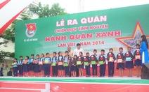 Ra quân chiến dịch Hành quân xanh lần 8-2014