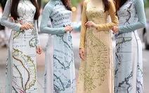 Hoàng Sa lên áo dài