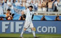 """""""Thật may Messi là người Argentina"""""""