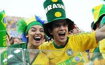 "Brasilia ""cuồng loạn"" vì tuyển Brazil"