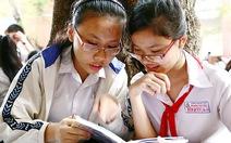 Gần 75.000 học sinh Hà Nội bước vào kỳ thi tuyển lớp 10