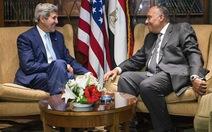Iraq bất ổn, Kerry tới Trung Đông
